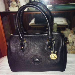 Vintage Dooney & Bourke Leather Doctors Bag